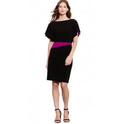 Платье с коротким рукавом Ralph Lauren