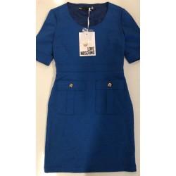 Платье с коротким рукавом Love Moschino